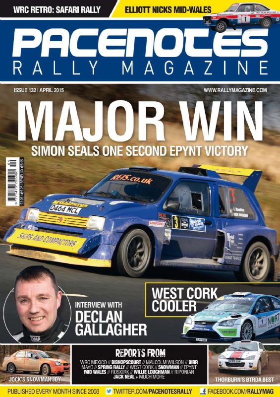 Issue 132 - April 2015